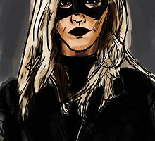 Black Canary - Laurels time to shine! by Imran Nalla