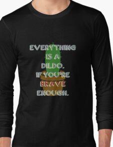 Bravery Long Sleeve T-Shirt