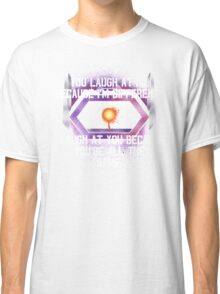 Shockwave (with quote) Classic T-Shirt