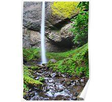 Latourelle Falls Poster