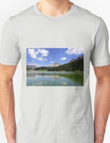 Misurina Lake  Unisex T-Shirt