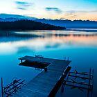 Flathead Lake, Montana by Chris Rusnak