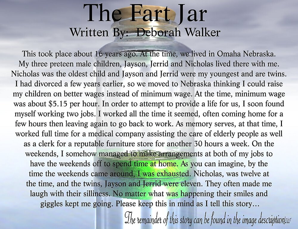 The Fart Jar by plunder