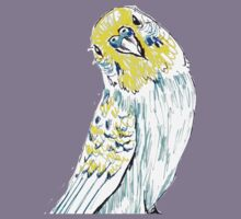 Budgie in Love Kids Clothes