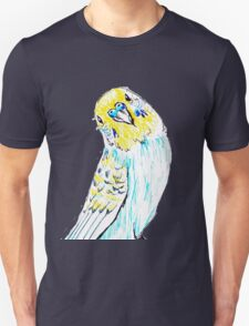 Budgie in Love Unisex T-Shirt