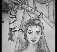The Asian Empress by Sandra Gale