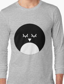 Snowy Penguin Long Sleeve T-Shirt