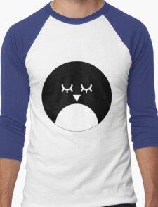 Snowy Penguin Men's Baseball ¾ T-Shirt