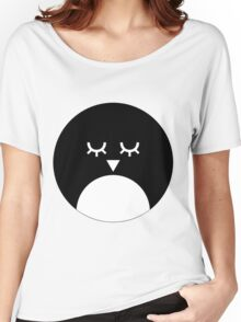 Snowy Penguin Women's Relaxed Fit T-Shirt