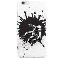 Crash Astronaut iPhone Case/Skin