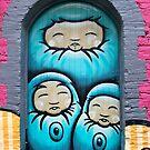 Bubble Men by Ali Brown