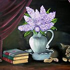 Lilac Tranquility by Sandra Gale