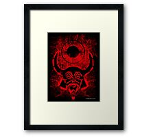 "Transformers - ""Unicron"" Framed Print"