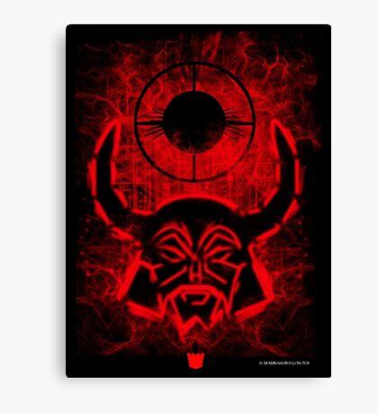 "Transformers - ""Unicron"" Canvas Print"