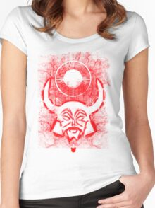 """Transformers - """"Unicron"""" Women's Fitted Scoop T-Shirt"""