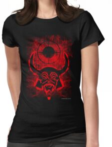 """Transformers - """"Unicron"""" Womens Fitted T-Shirt"""