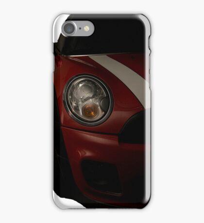 Mini Cooper S iPhone Case/Skin