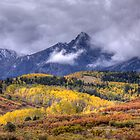 Mt Sneffels Panorama by rjcolby