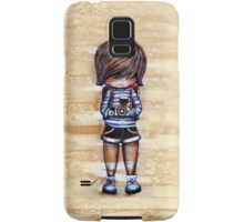 smile baby  Samsung Galaxy Case/Skin
