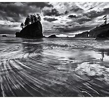 Ruby Beach, Olympic National Park Photographic Print
