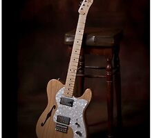 '72 Thinline (Iphone Case) by Paul Louis Villani