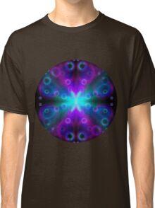 Bubbles Bokeh Effect Classic T-Shirt