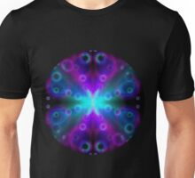 Bubbles Bokeh Effect Unisex T-Shirt