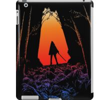 Zombie Slayer iPad Case/Skin