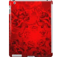 Red Energize iPad Case/Skin