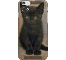 Cute Kitten iphone cover iPhone Case/Skin