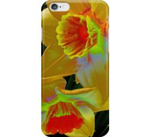 Two Of A Kind. iPhone Case/Skin
