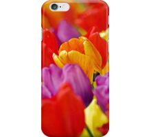 Floating In A Sea Of Color iPhone case. iPhone Case/Skin