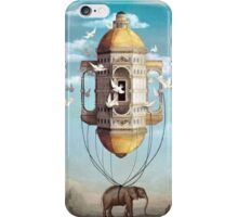 Imaginary Traveler iPhone Case/Skin