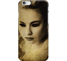 Old Glamour iPhone Case/Skin