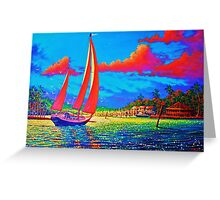 Safe Harbor Greeting Card