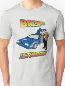 Doctor Who Back to the Future T-Shirt