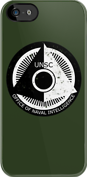 Halo Office of Naval Intelligence U.N.S.C. Logo by Adho1982