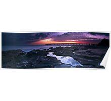 Lorne, Great Ocean Road, Victoria Poster