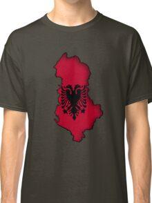 Zammuel's Country Series - Albania (Blank) Classic T-Shirt