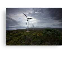 Wind Farm - Albany Western Australia Canvas Print