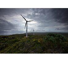 Wind Farm - Albany Western Australia Photographic Print