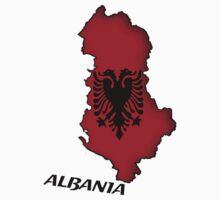 Zammuel's Country Series - Albania (English text) by Zammuel