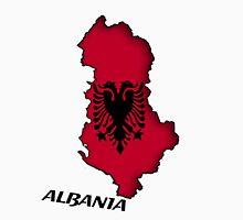 Zammuel's Country Series - Albania (English text) Unisex T-Shirt