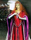 Mystical lady by Elisabeth Dubois