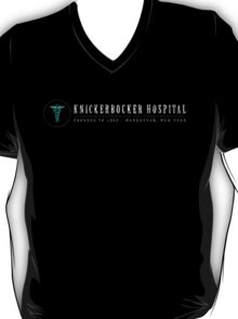 The Knick - Caduceus - Colored Dirty T-Shirt
