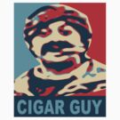 Cigar Guy by DragonLantern