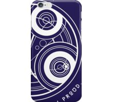 I Am A Nerd iPhone Case/Skin