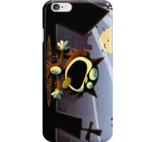 Toxic House iPhone Case/Skin