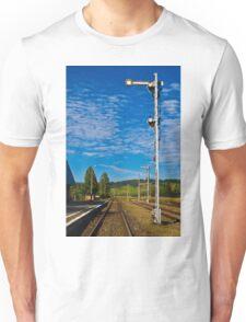 provincjal railway  Unisex T-Shirt