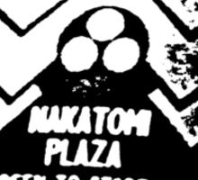 Die Hard: Welcome to Nakatomi Plaza Sticker